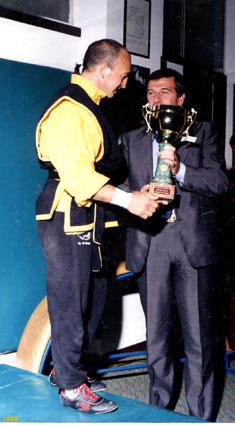 gran m (premiazione)