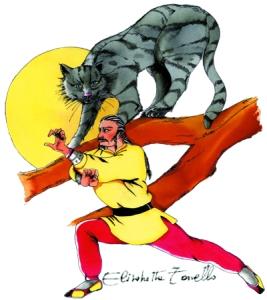 gatto (ris.72 con firma)