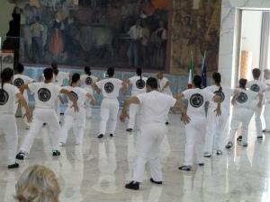 demo 02-07-16, roma, museo, una notte di kung fu al museo-685
