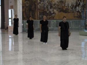 demo 02-07-16, roma, museo, una notte di kung fu al museo-853