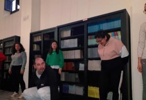 Laboratorio 'Corpo e movimento' Lumsa, Palermo 2