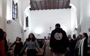 Laboratorio 'Corpo e movimento' Lumsa, Palermo 3