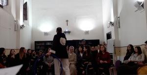 Laboratorio 'Corpo e movimento' Lumsa, Palermo 4