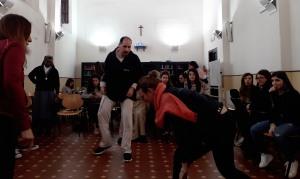 Laboratorio 'Corpo e movimento' Lumsa, Palermo 5